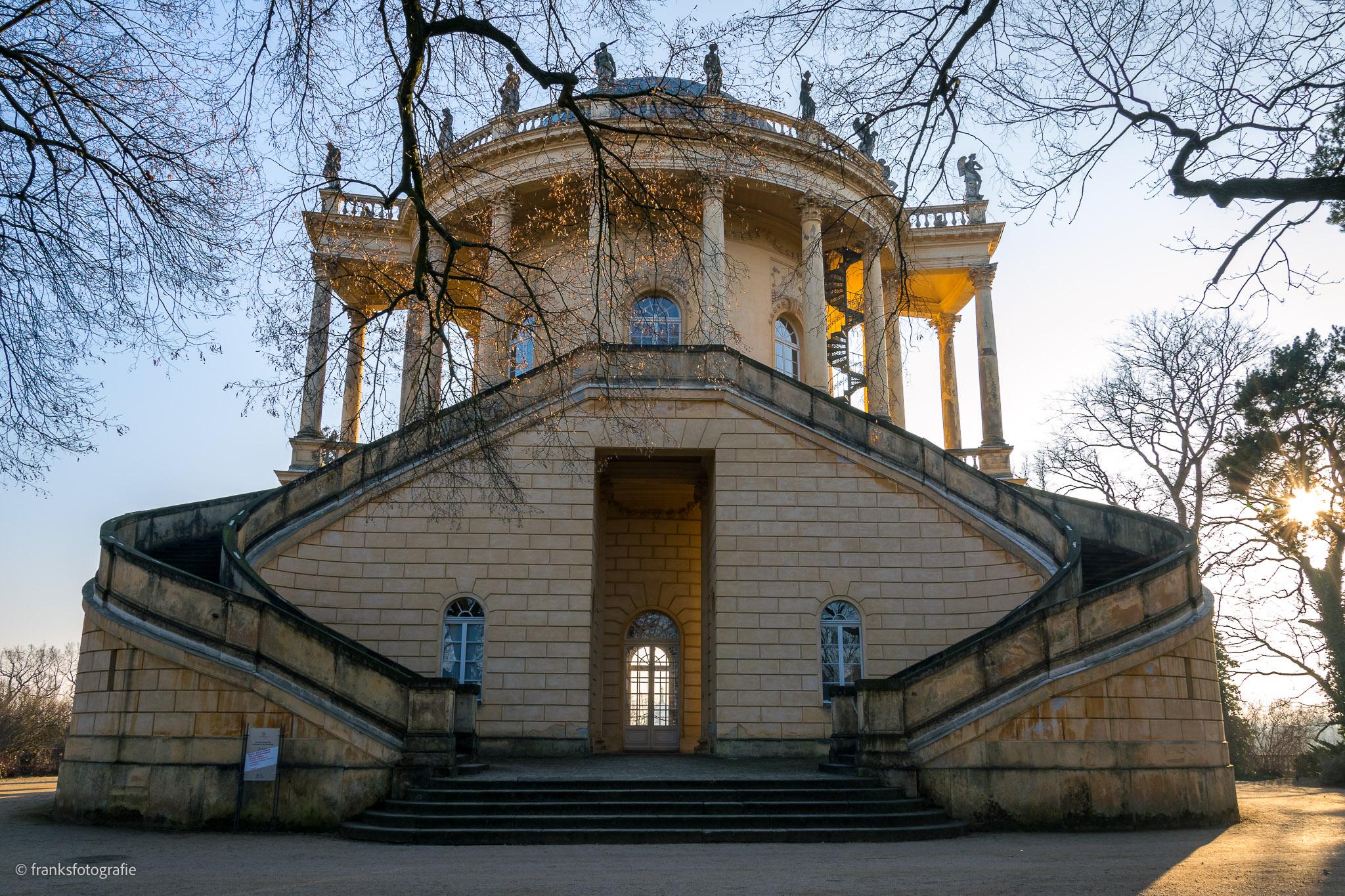 Belvedere Park Sanssouci
