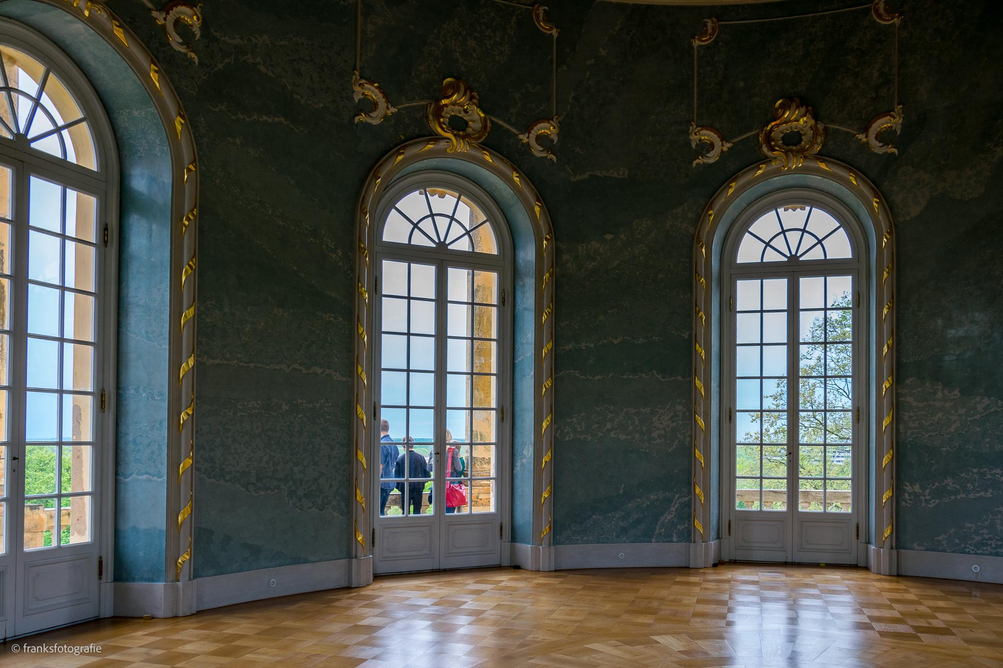Belvedere Klausberg oberer Saal
