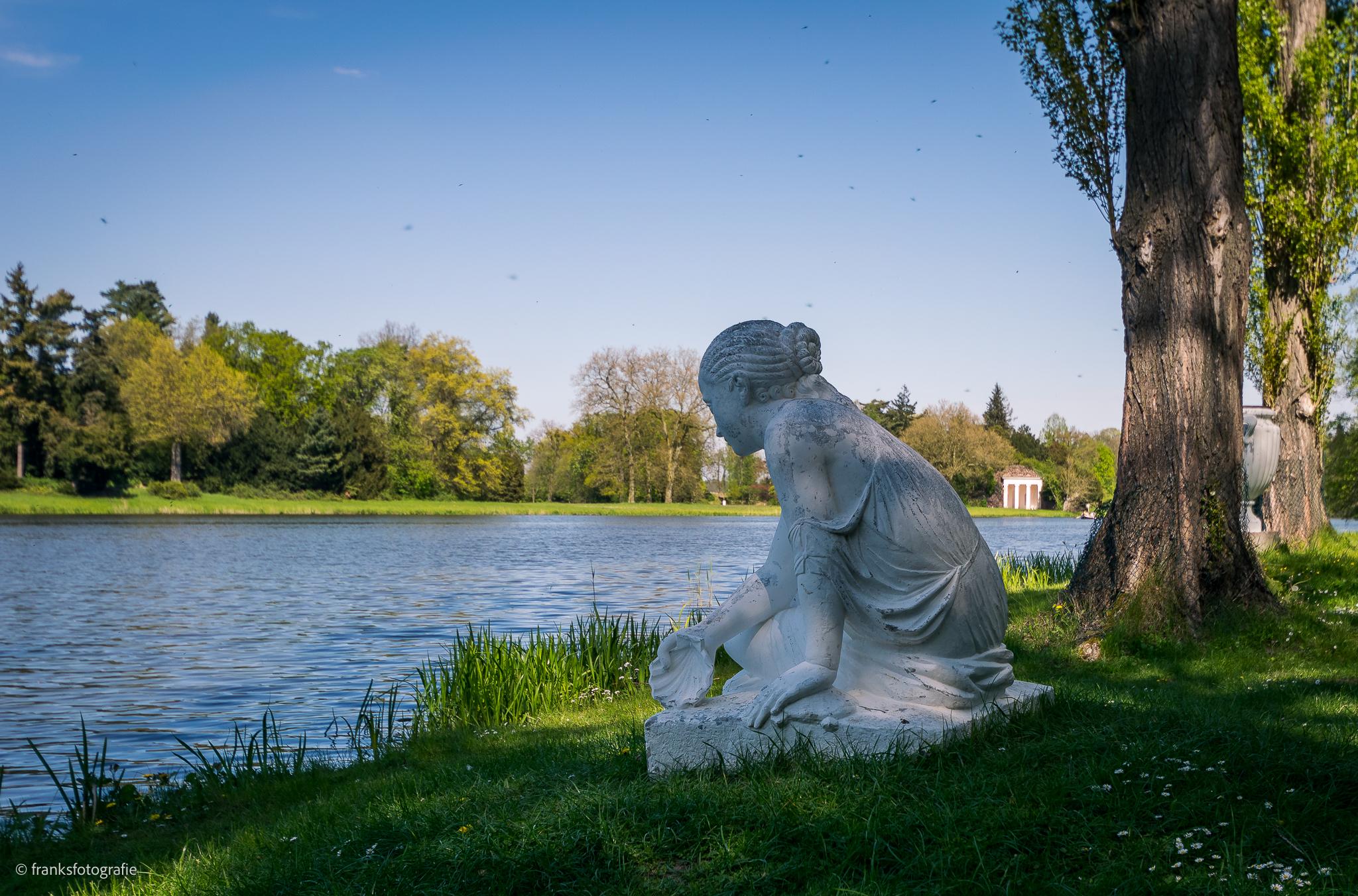 Gartenreich Dessau-Wörlitz Wörlitzer See