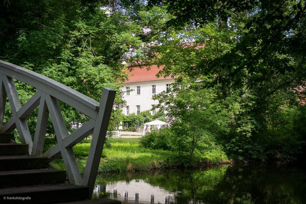Schloss Blankensee Park
