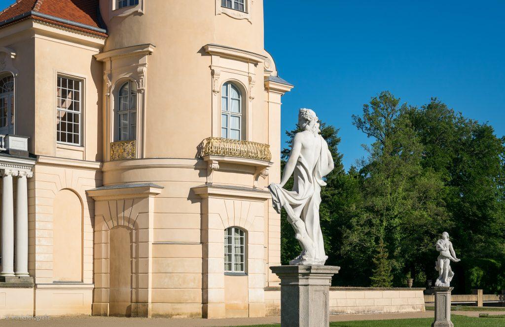 Schloss Rheinsberg erkunden Apollo