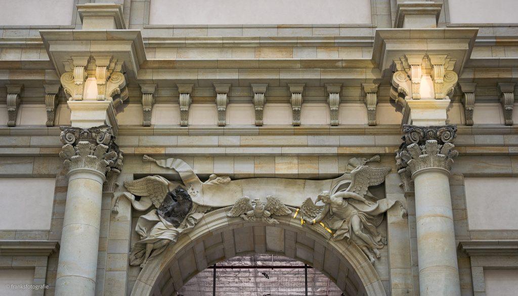 Wiederaufbau Berliner Schloss Agora