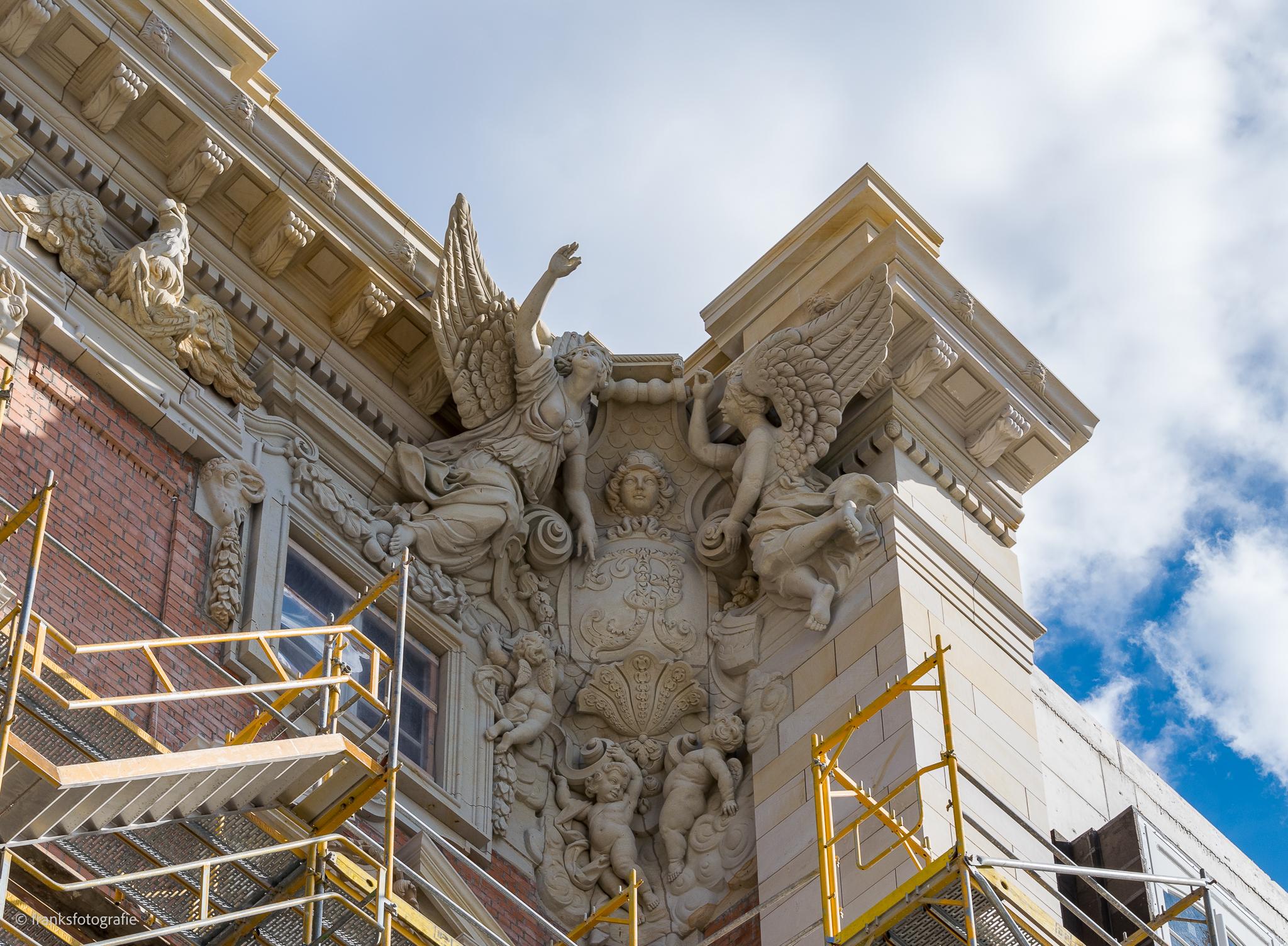 Wiederaufbau Berliner Schloss Das Stadtschloss Entsteht Neu