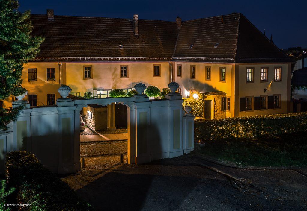 Schloss Altenburg erkunden Hofgärtnerei