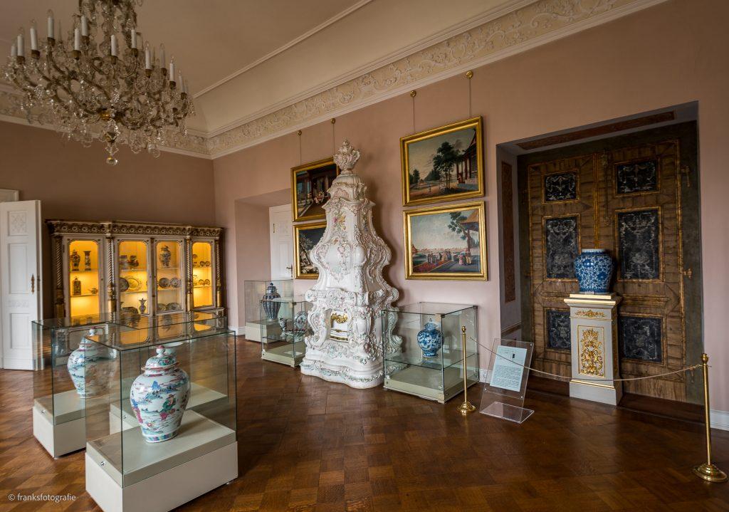 Schloss Altenburg erkunden