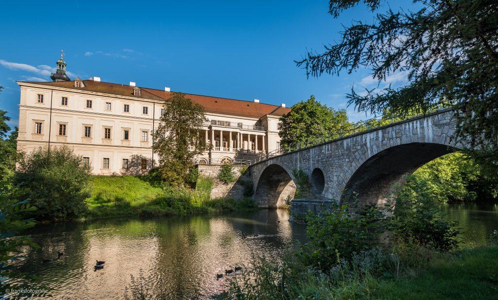 Weimar erkunden Residenzschloss