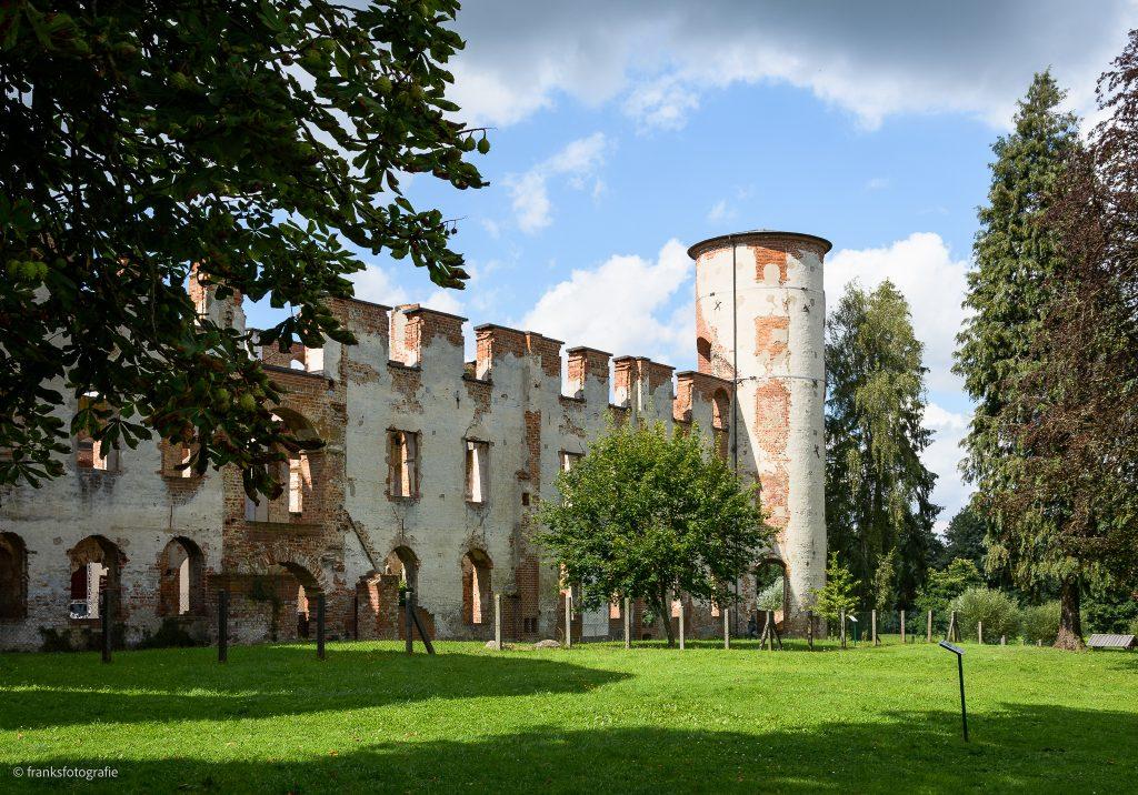 Schloss Dargun erkunden