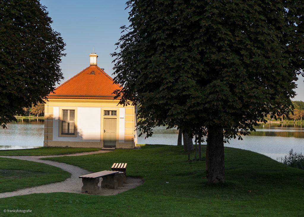 Schloss Moritzburg Fasanerie