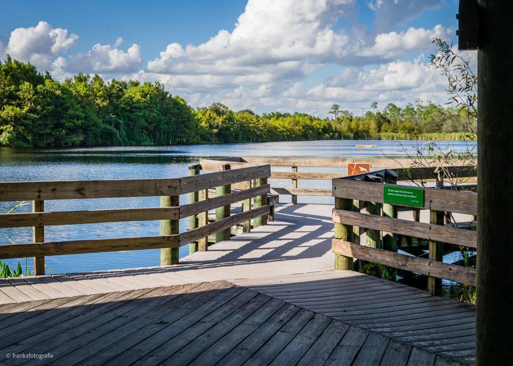 Traumhaftes Florida entdecken Cypress Slough