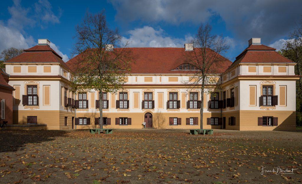Schloss Caputh erkunden
