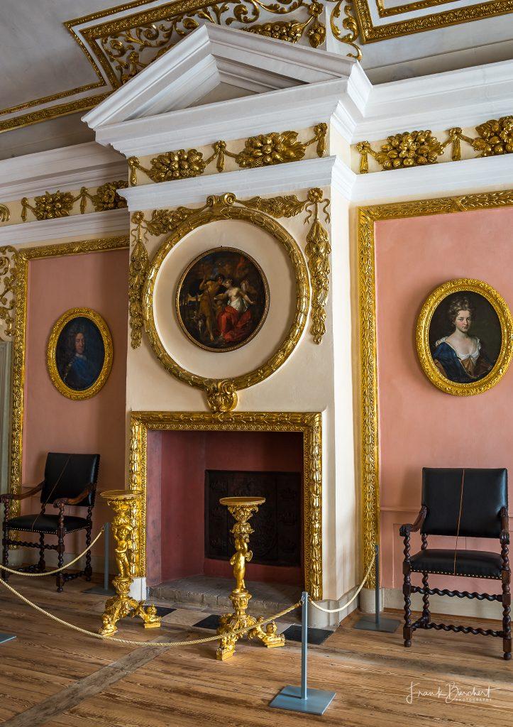 Schloss Caputh entdecken Festsaal