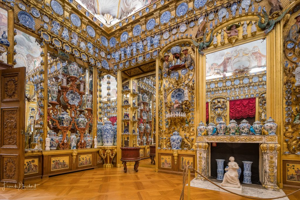 Schloss Charlottenburg erkunden