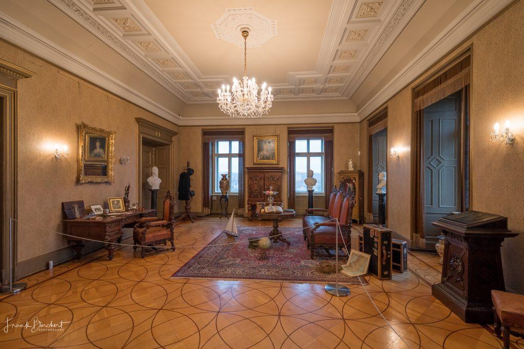 Schloss Altenburg die neuen Gemächer