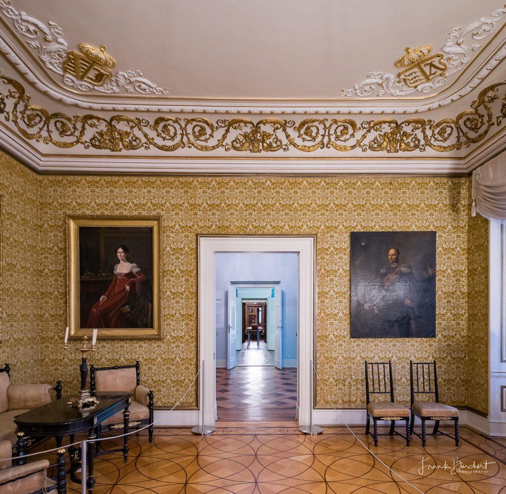 Schloss Altenburg neue Gemächer