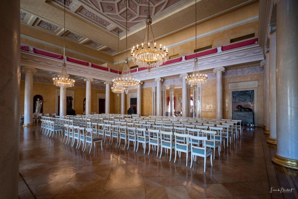 Schloss Weimar erkunden