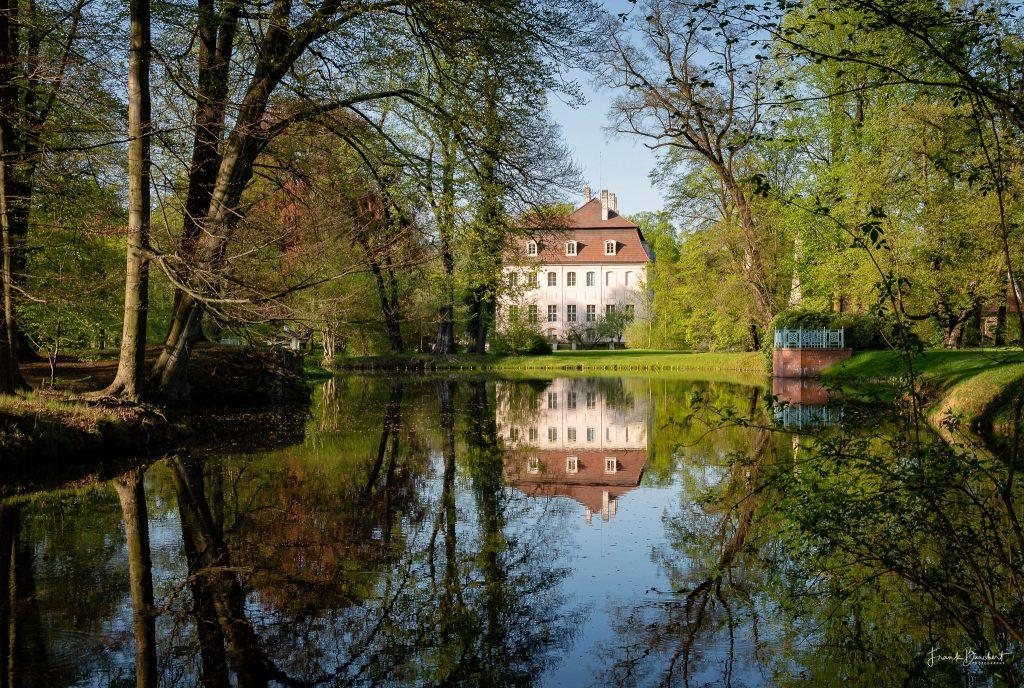 Schloss Branitz erkunden