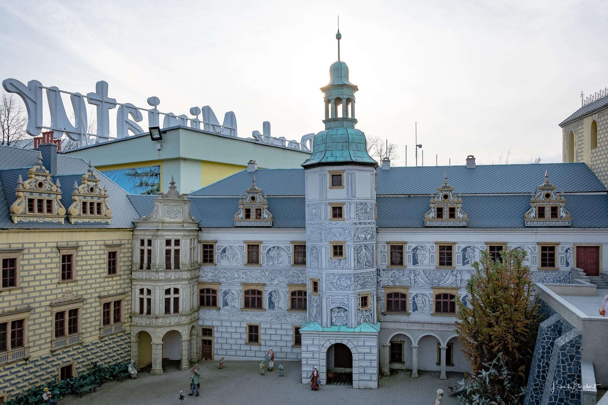 Schloss Fischbach erkunden