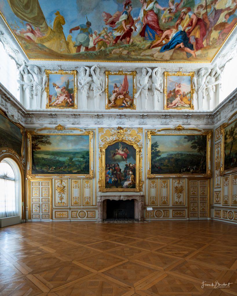 Viktoriensaal Neues Schloss Schleißheim